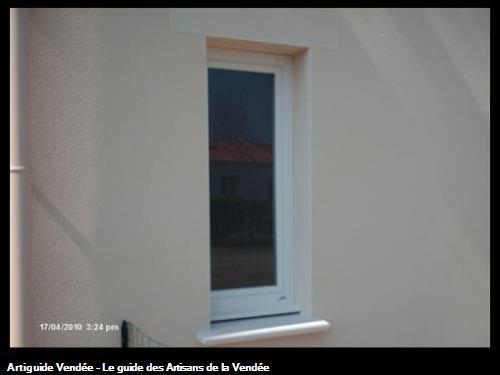 OUVERTURES PVC Fontenay le Comte 85200