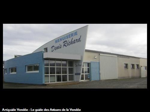 Notre atelier et nos bureaux sur l'Ile d'Olonne
