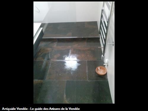 salle de bains, sur le secteur des Sables d'Olonne