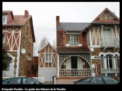 Fabrication des balcons à l'identique