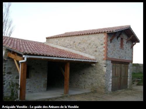 Création garage - Le Vieil / La Blanche