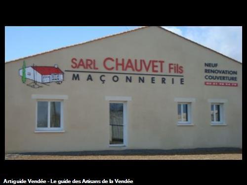 Notre entreprise zone artisanale Moutiers Les Mauxfaits