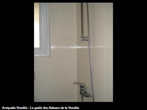 salle d'eau après rénovation , 85150 vairé