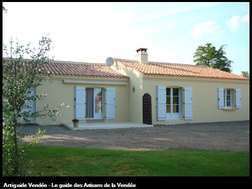 Rénovation de façade - Les Coulzeaux