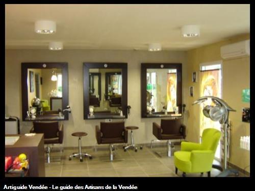 Salon de coiffure - BEUGNEE L'ABBE