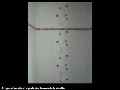 faience salle de bain, Luçon 85400