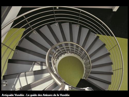 escalier 85340 Les Sables d'Olonne