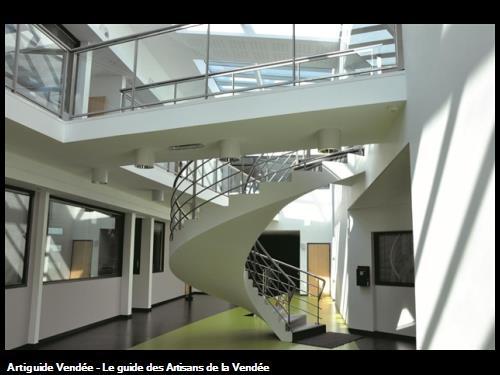 rampes et escalier Les Sables d'Olonne 85340