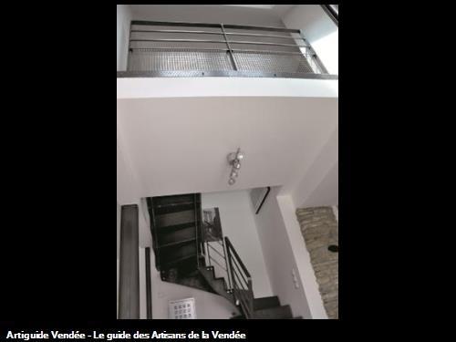 rampes escalier metal 85340 Les Sables d'Olonne