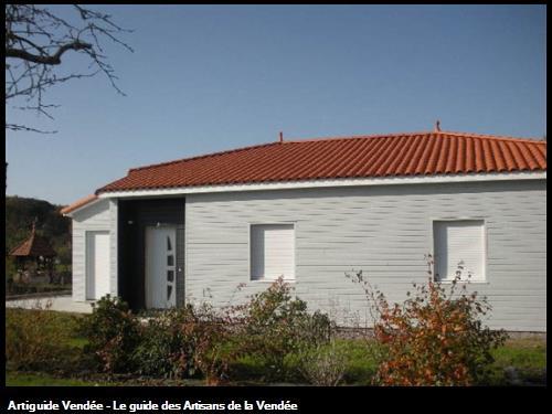Maison ossatures bois Cugand 85610