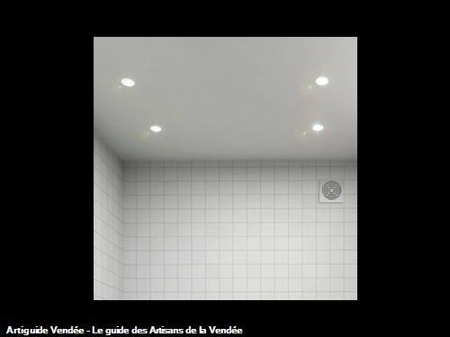 spots pour salle de bain