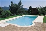 Mondial piscine ab piscines 85 piscine talmont saint for Piscine miroir reunion