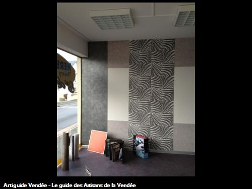 Photos du magasin showroom