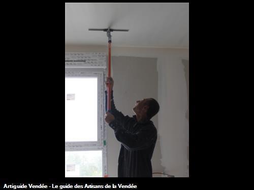Réalisation de Bonnaud Peinture Sarl