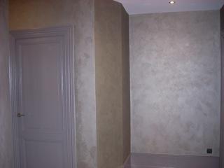 Décoration peinture suite de Fontenay Le Comte 85200