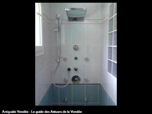 Guilbaud louis claude plombier challans - Colonne de douche massante ...
