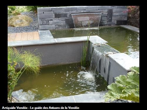 bassin la Meilleraie Tillay 85700