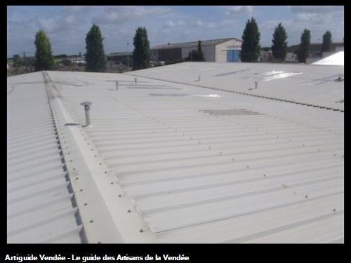 Entreprise LIPPI, à Luçon, après prestation.