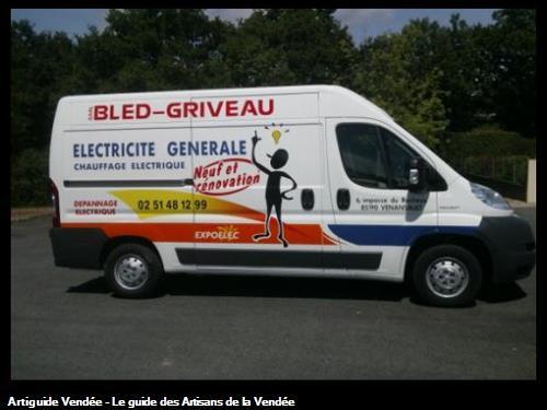 Réalisation de Bled Griveau