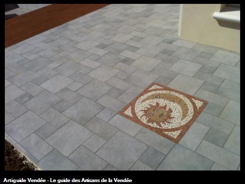 Décoration en mosaïque carrelage  Les Sables d'Olonne 85100