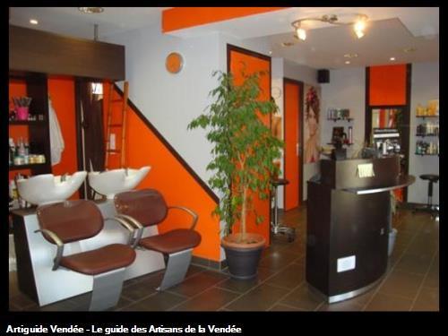 Déco salon de coiffure 85 Le Perrier