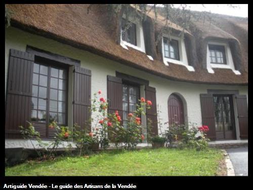 réfection dessous de toit murs et ouvertures