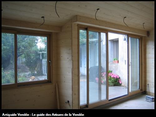 intérieur bois dans le secteur de Montaigu 85600