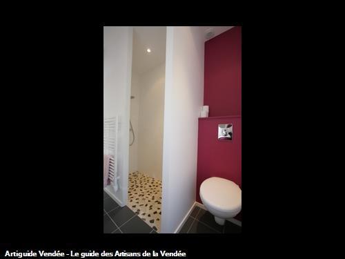 Réalisation et rénovation  de salle de bains