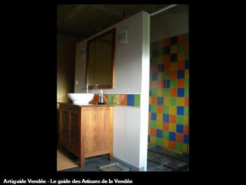 Création de salle de bains 85300 Challans